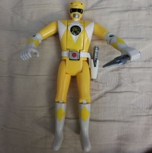 1993 Yellow Power Ranger